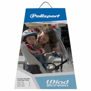 Polisport windscherm