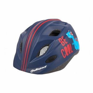 Polisport Kinderhelm Be Cool Junior Premium
