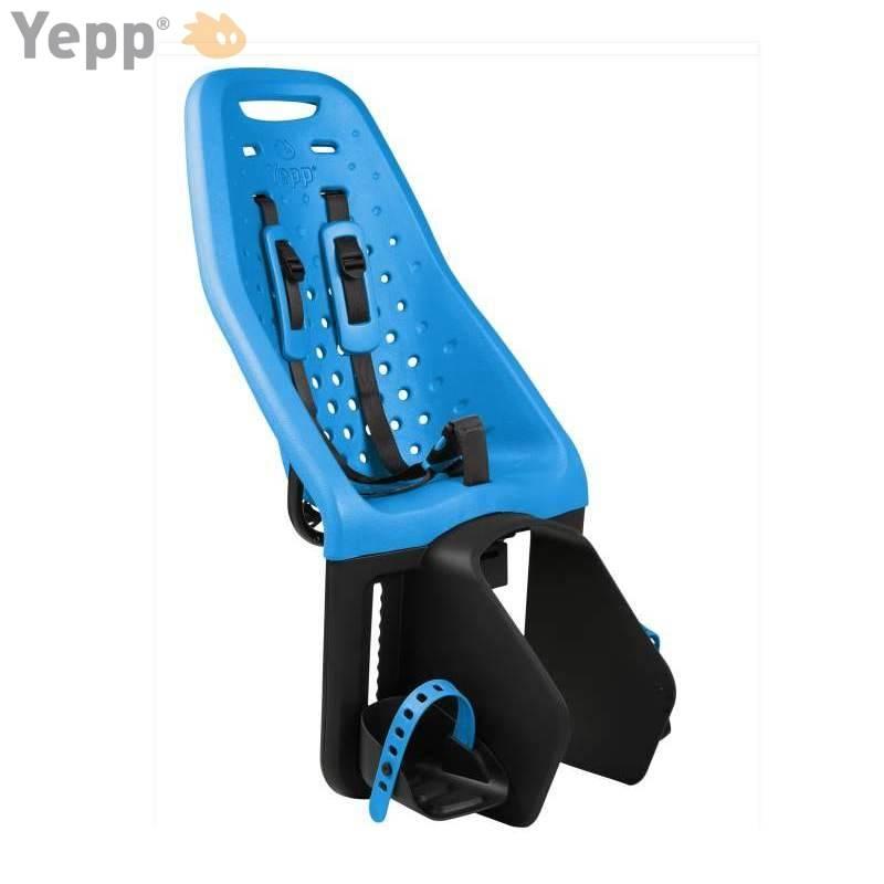 Achterzitje Maxi Blauw Easy-Fit Fietsstoeltje