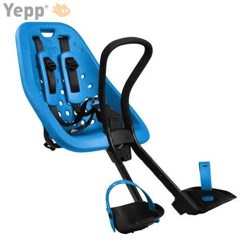GMG Yepp Mini Voorstoeltje Blauw