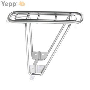 Yepp Rack Bagagedrager Easy Fit voor 28 inch Zilver