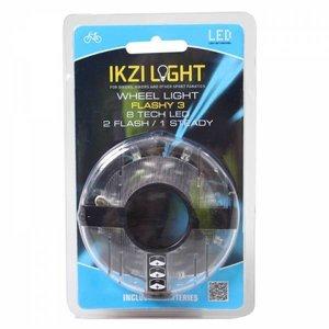 IKZI Naaflicht met 8 led