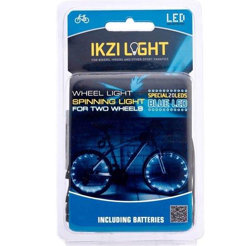 IKZI Wielverlichting 2 x 20 LED's Blauw