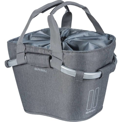 Basil mand voor 2Day Carry All Grijs