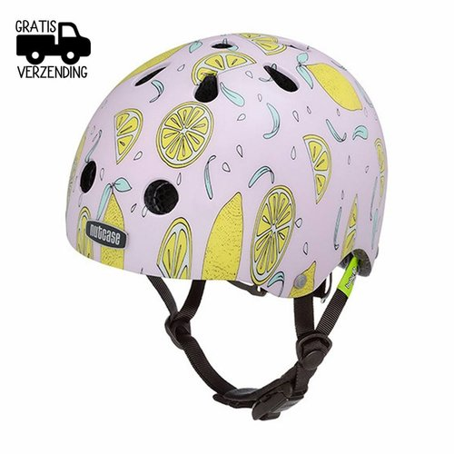 Nutcase Baby Nutty Babyhelm Pink Lemonade