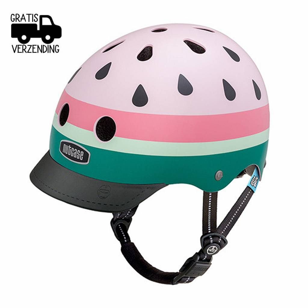 Little Nutty Babyhelm / Fietshelm Modern Melon