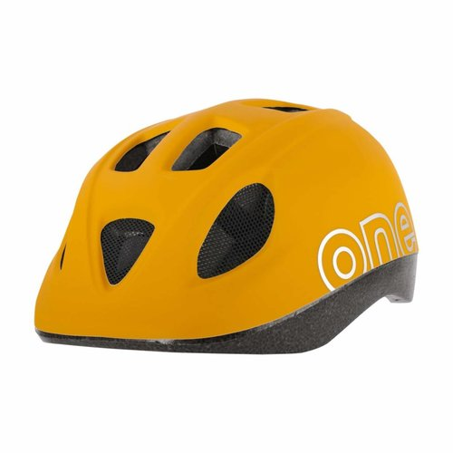 Bobike Kinderhelm One S Mighty Mustard