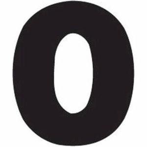 Thule Yepp abc cijfer 0