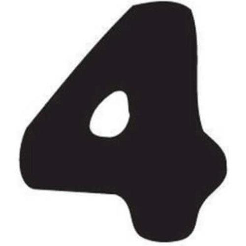 Thule Yepp abc cijfer 4