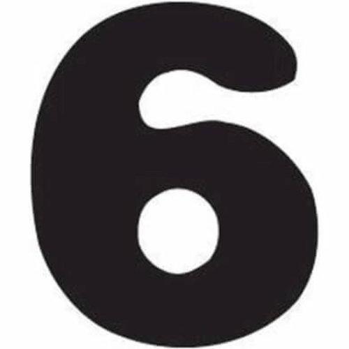 Thule Yepp abc cijfer 6