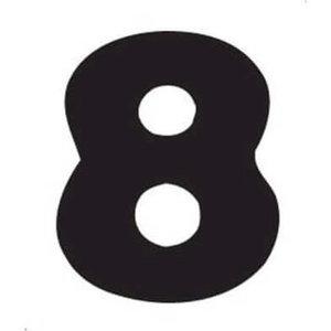Thule Yepp abc cijfer 8