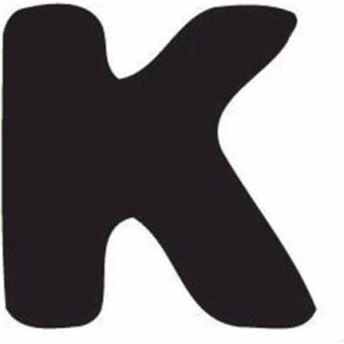 Thule Yepp abc letter K