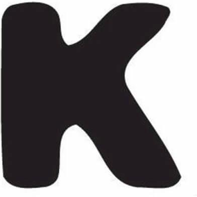 abc letter K