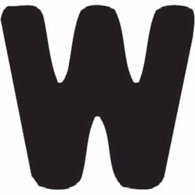abc letter W