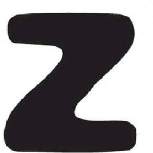 Thule Yepp abc letter Z