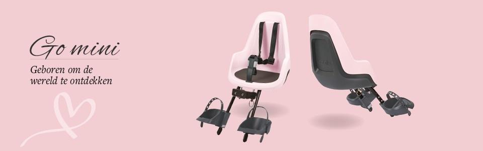 De nieuwe Bobike Mini Go Voorstoeltjes