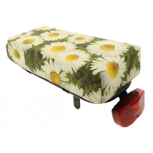 Hooodie Bagagedragerkussen BIG Cushie Daisy's