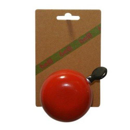 Belll Fietsbel Ding Dong 60 mm rood