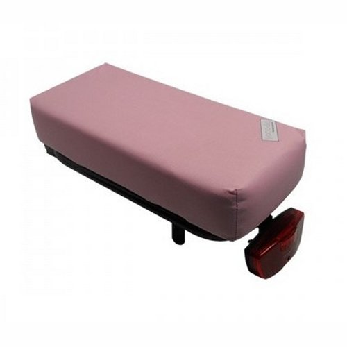 Hooodie Bagagedragerkussen BIG Cushie Baby Pink