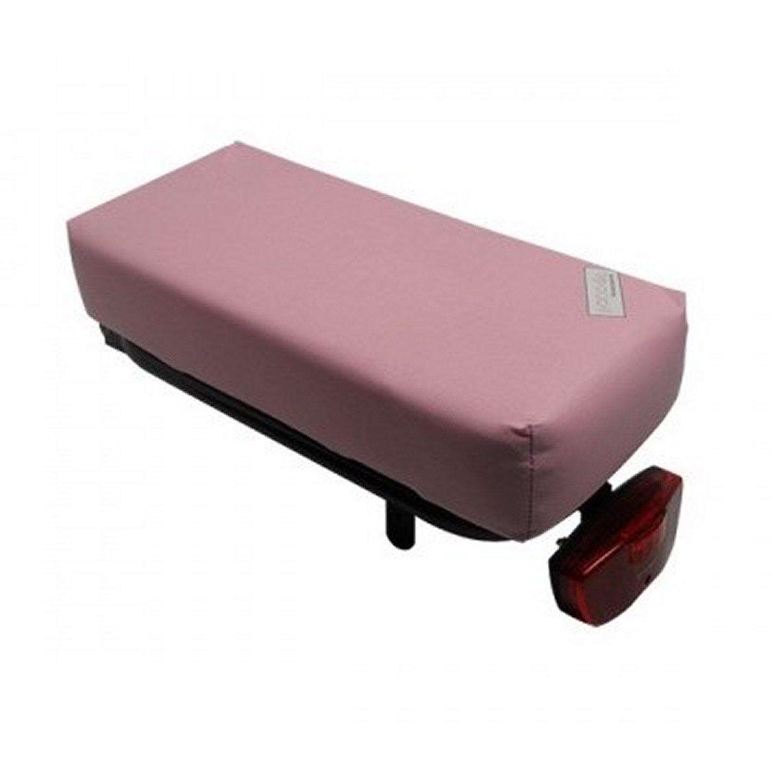 Bagagedragerkussen BIG Cushie Baby Pink