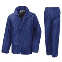Regenpak Royal  Blauw