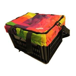 Hooodie Fietskrattas Crate voor Melkkrat Blocks