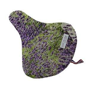Hooodie Zadeldekje  Lavendel