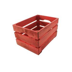 HoutHout Transport Krat hout  Roze M