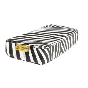 Niet verkeerd Bagagedragerkussen Animal Stripes