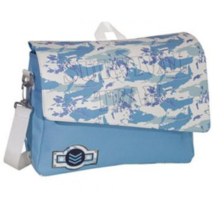Fast Rider Pakaf  Kinder Fietstas Postman Bag Airforce