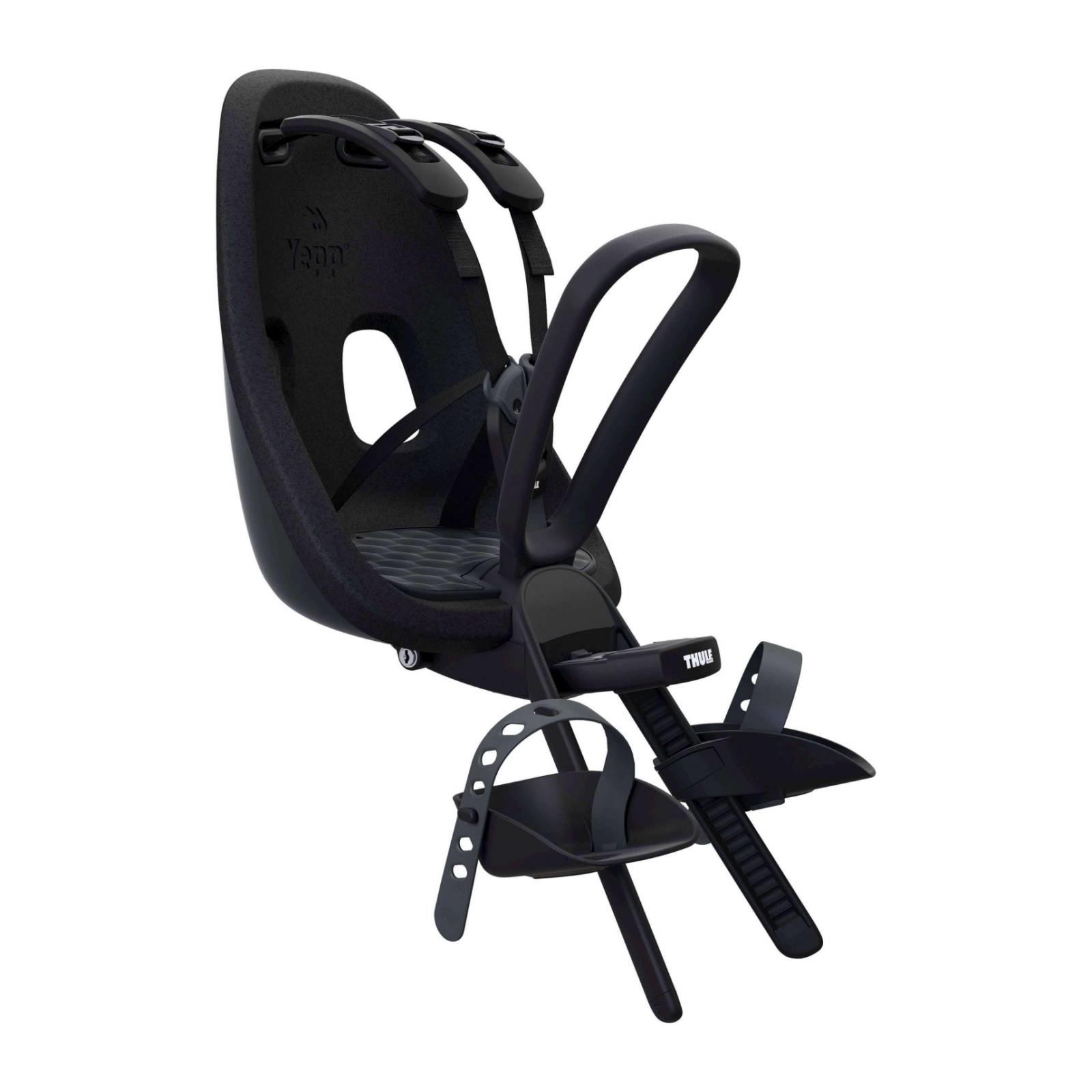 Nexxt Mini Voorstoeltje Obsidian Zwart