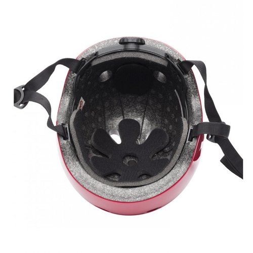 CoCoNuts Babyhelm / Kinderhelm XS Ruby Red plain