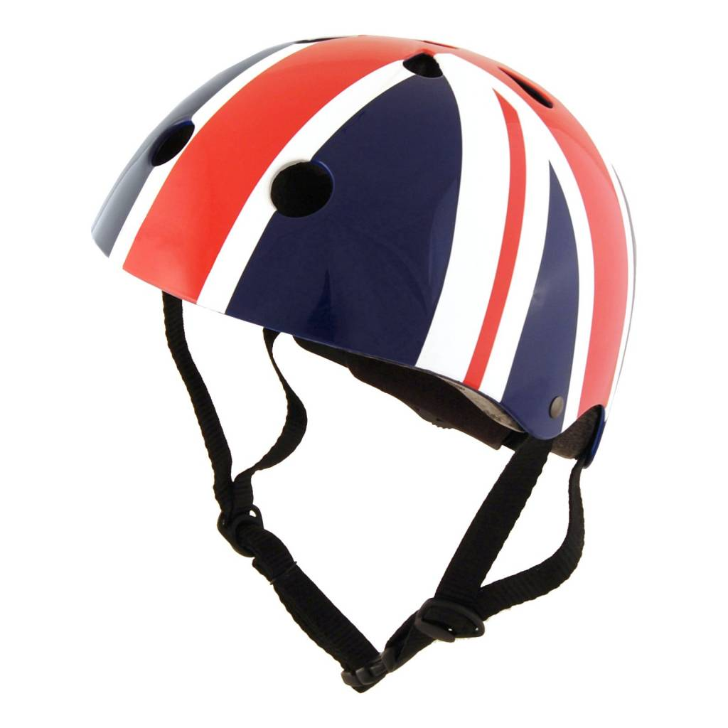Kinder Fietshelm Union Jack Medium�(53 - 58 cm)