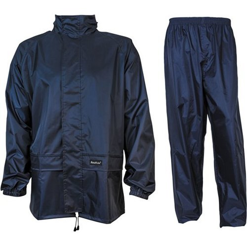 Fast Rider Regenpak Blauw