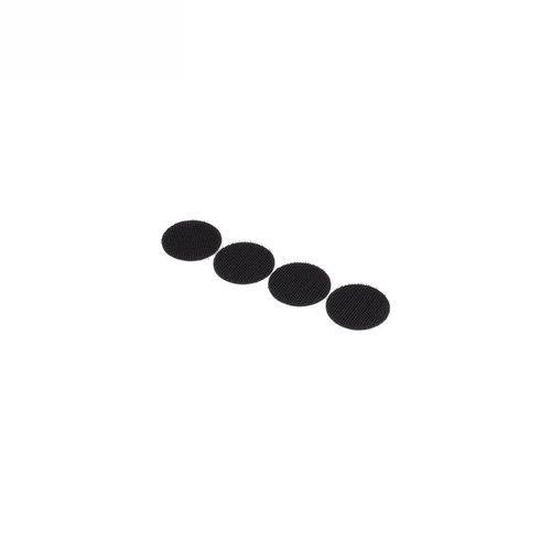 Bobike klittenband rondjes (4 stuks)