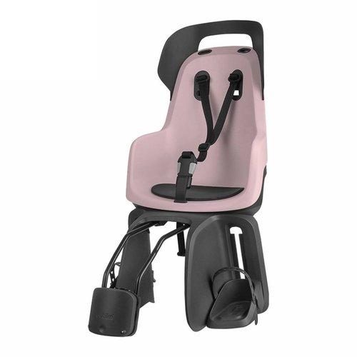 Bobike Maxi Go Cotton Candy Pink frame bev Achterstoeltje