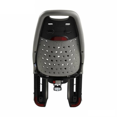 Thule Yepp Original Maxi Achterzitje Zilver Easy-Fit Fietsstoeltje