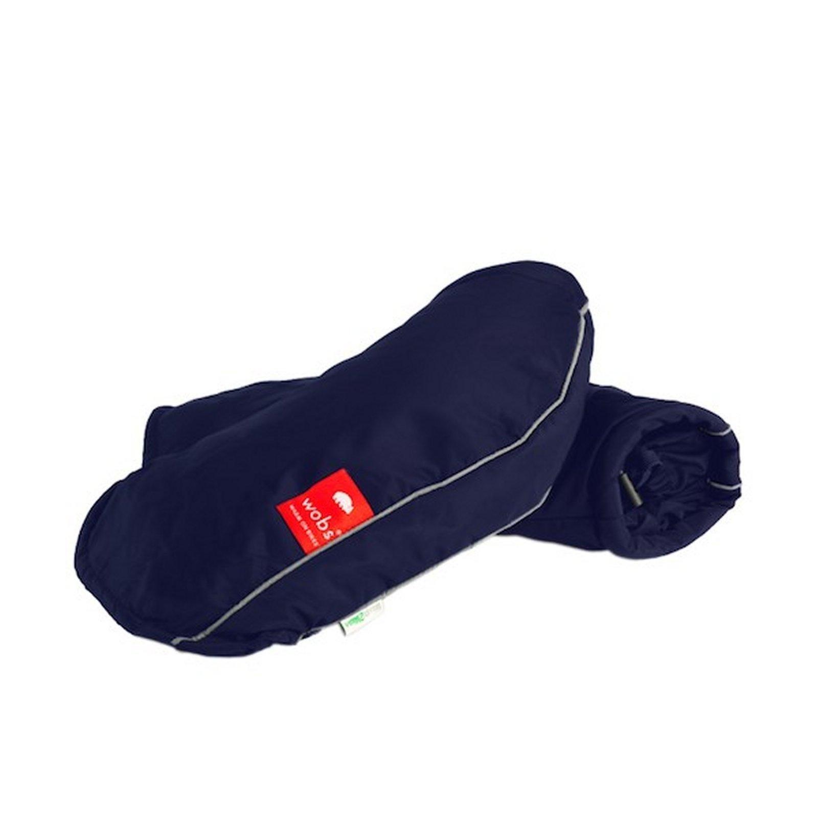 handmoffen handwarmers Navy Blue