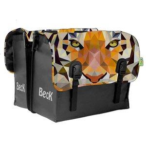 Beck Fietstas Classic  Tiger