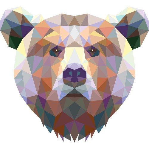 Beck Dubbele Fietstas Bear Classic