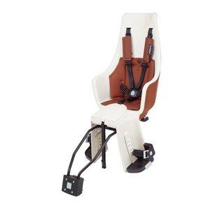 Bobike Maxi Exclusive Plus Cinnamon Brown frame bev Achterstoeltje