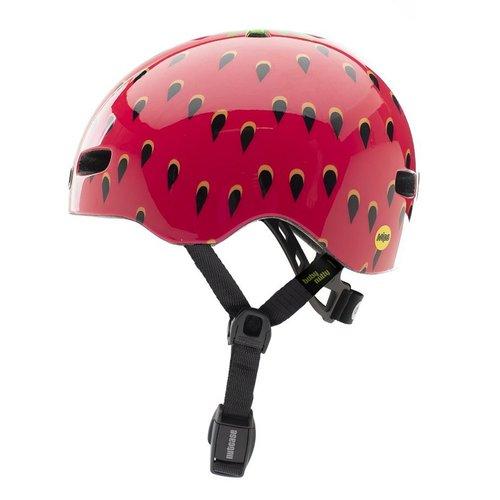 Nutcase Baby Nutty Babyhelm / Fietshelm Very Berry Gloss Mips XXS