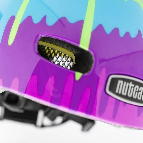 Nutcase Baby Nutty Babyhelm / Fietshelm Love Bug Gloss Mips XXS
