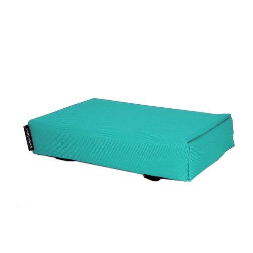 Ohmiomine Bagagedragerkussen Fietskussen Turquoise Blauw