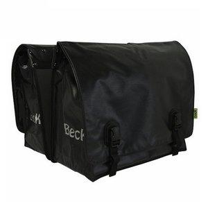 Beck fietstas Big Zwart