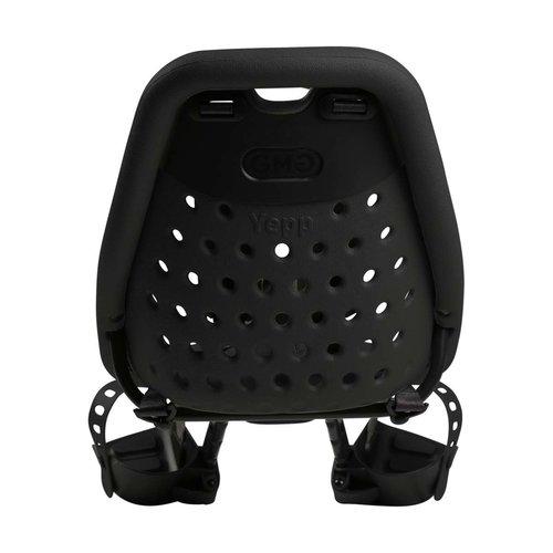 Thule Yepp Original Mini Voorzitje Zwart Fietsstoeltje
