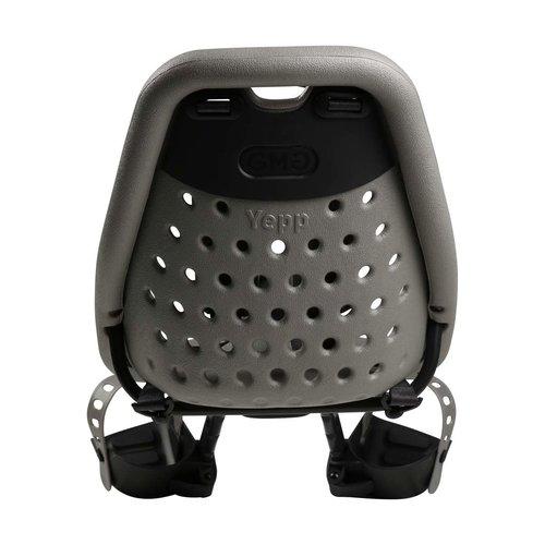 Thule Yepp Original Mini Voorzitje Zilver Fietsstoeltje