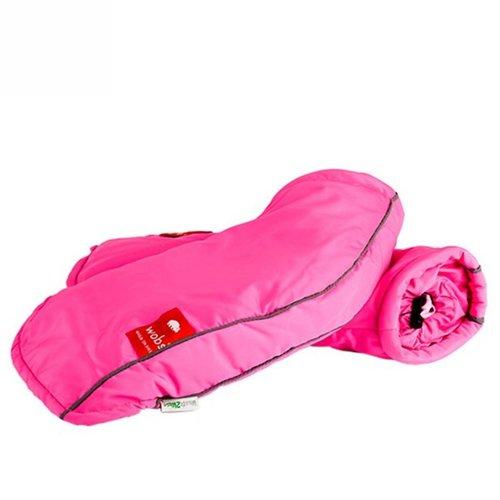 WOBS hand moffen - Fluo Pink