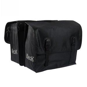 Beck fietstas Classic Jeans Black