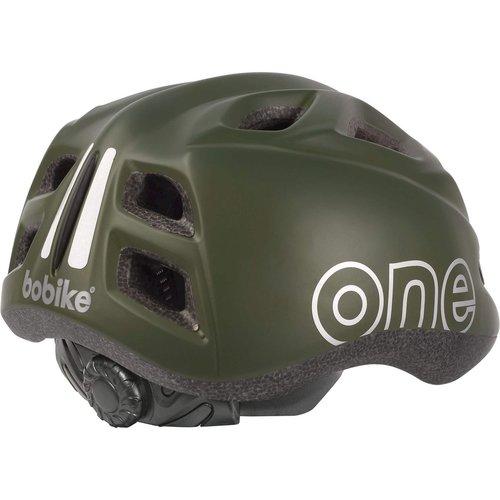 Bobike Babyhelm / Kinderhelm One Plus XS Olive Green